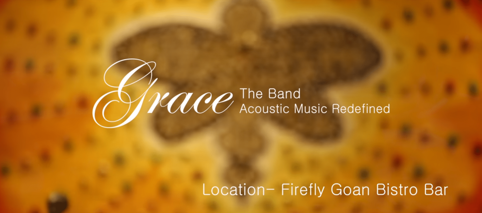 Grace- Live at Firefly