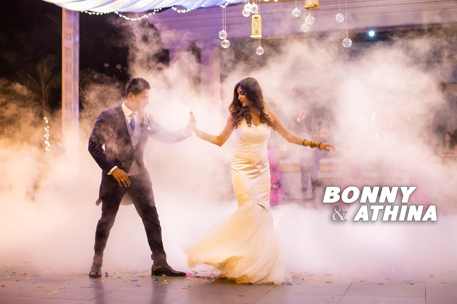 Bonny and Athina