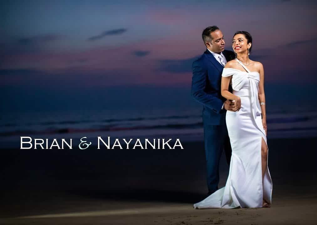 Brian & Nayanika
